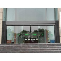 上海松江自动门维修 门禁安装更换 感应门滑轮更换