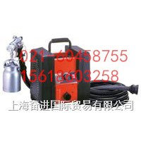 台湾AGP迷你汽车喷涂机,3段调节式涡轮1400w马力驱动