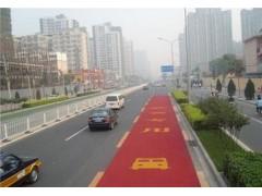 山西晋城彩色路面喷涂剂解决改色不均匀