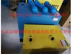 吹瓶机使用高压冷干机 不锈钢冷干机 生物发酵专用冷干机