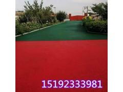 安徽滁州路面改色剂沥青路面改色轻松搞定