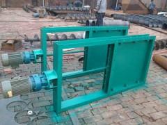 内蒙古电液动插板阀新报价天润插板阀保质保量