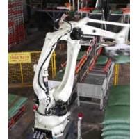 坐标机器人码垛机是一种模仿人手操作的主动机械