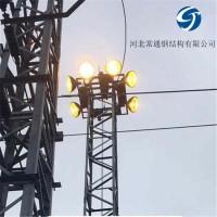 铁路用升降式投光灯塔 21.5米厂家直销