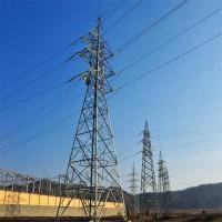电力塔10kv-220kv输电线路铁塔角钢电力铁塔制造加工厂家