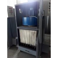 MC仓顶除尘器 水泥罐顶卡箍固定除尘器厂家您解决技术问题