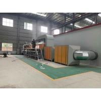 催化燃烧设备技术特点 应用化工机械行业
