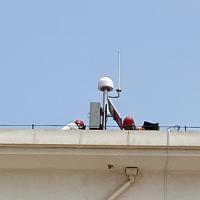 天气预报防雷系统大气电场仪 邦信智能雷电预警系统 闪电定位仪