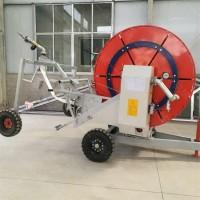 卷盘式喷灌机 农作物节水淋灌机 平移式喷灌机