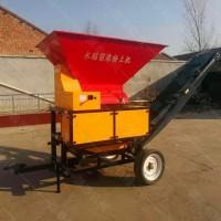 种植泥土粉碎机 轴传动土壤粉碎机 营养土粉碎机