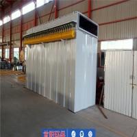 深圳锅炉240袋单机布袋除尘器定制成功包车发货